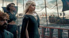 """Game of Thrones S06E10: Pais, filhos e Os Ventos do Inverno - Enfim chegamos a final da sexta temporada  de Game of Thrones. Esse último episódio, foi tenso, mas revelou desdobramentos à muito aguardados, (nascimento de Jon Snow, foi um deles) e ficou bem definida a corrida pelo trono de ferro por, Cersei Lanister, Daenerys Targaryen e Jon Snow, reconhecido como """"O Rei do Norte""""; alias o momento em que Jon Snow é aclamado...foi o meu  predileto. Final épico, só nos restando esperar...2017!!!"""