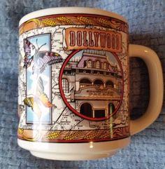Dollywood Mug with Vintage Logo   | eBay