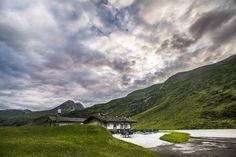 Magical Sunrise Mood at Zürs, Austria by Martin Walser on Sunday Morning, Austria, Sunrise, Mood, Mountains, Nature, Photography, Travel, Naturaleza