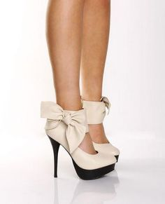 I am so in love with these shoes!!