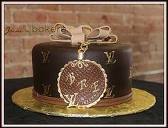 Louis Vuitton Cake LV Cake