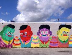 by Kashink, Miami, 2014 (LP)