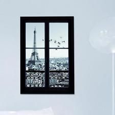 Bedroom Home Decor Removable Eiffel Tower Art Decal Wall Sticker Mural DIY
