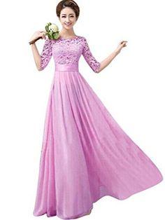 Women Long Bridesmaid Prom Gown Evening Formal Party Cocktail Prom Dress (S ( US XS ), Purple) TRURENDI http://www.amazon.com/dp/B00S4JDOES/ref=cm_sw_r_pi_dp_g2Hzvb0836EAJ