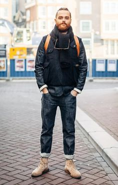 Sjoerd's Style | Street Style Photos at FashionBeans.com