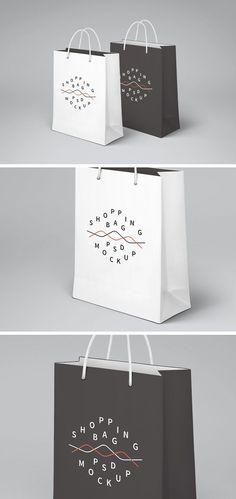 logo-psd-mockup-019 - bags, black, design, handmade, cosmetic, canvas bag *ad