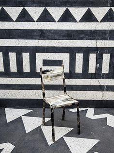 'Print' geomético - AD España, © David Crookes