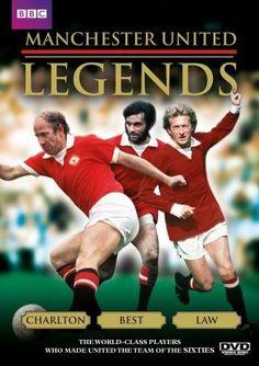 Manchester United Legends - Best, Law & Charlton DVD 2006: Amazon.co.uk: Denis Law, George Best, Bobby Charlton, Tony Gubba, Niall Sloane: DVD & Blu-ray