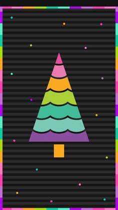Christmas Tree Wallpaper Iphone Xmas 40 New Ideas Christmas Tree Wallpaper Iphone, Flower Iphone Wallpaper, Holiday Wallpaper, Winter Wallpaper, Phone Wallpapers, Family Tree With Pictures, Christmas Tree Pictures, Cool Christmas Trees, Xmas