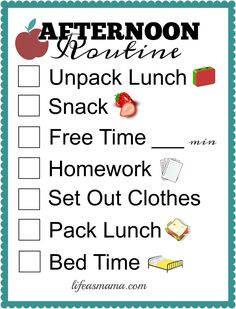 Kids love and thrive on routine, and parents benefit when our kids gain their independence, especially with basic chores and tasks. When school rolls around, mornings can prove hectic if we have to do everything in the morning. Despite the potential for things to take longer when we let our kids get dressed and goContinue Reading...