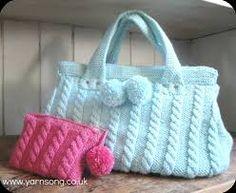 Resultado de imagen para crochet cupcake bag pattern