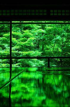 nadeshikostyle: Ruriko-in, Kyoto, Japan