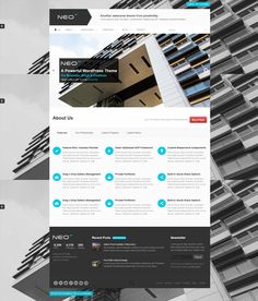 Neo     Responsive, Corporate, Slideshow Background, Wordpress Template     themeforest     http://neo.themes.pixelentity.com/