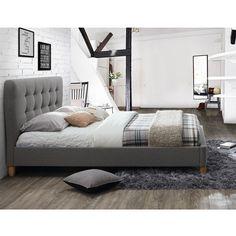 33 Best Grey Upholstered Bed Images In 2017 Bedrooms Bedroom Decor Decorating Bedrooms
