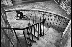 'Hyères, France, 1932' by Henri Cartier-Bresson, photography's most protean talent. One of the first monographs that Cartier-Bresson published was entitled 'The Decisive Moment' and is everything I love about photography.