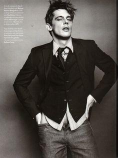 Mario Testino for Vogue Paris, April 2003