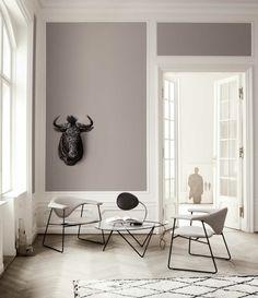 ▷ Taupe Farbe im Innendesign - 45 überzeugende Ideen!