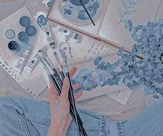 Light Blue Aesthetic, Blue Aesthetic Pastel, Aesthetic Colors, Aesthetic Images, Aesthetic Collage, Aesthetic Backgrounds, Aesthetic Iphone Wallpaper, Motif Art Deco, Bleu Pastel