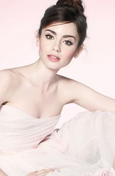 Gorgeous ballerina-inspired beauty