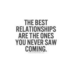 những mối quan hệ tốt nhất là những gì bạn không bao giờ thấy