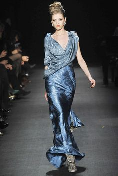 Zac Posen Fall 2009 Ready-to-Wear - Collection - Gallery - Look 1 - Style.com