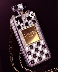 Perfume case for phone