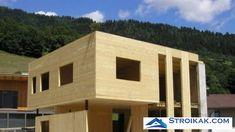 CLT технология в малоэтажном строительстве