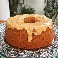 Receita de bolo de paçoca low carb