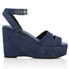 10 denim sandals you need to shop now for summer: