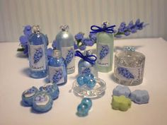 THE FAIRY DESVAN  A great recipe for making bath products using gel capsules