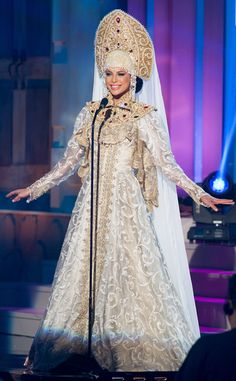 Miss Russia from 2014 Miss Universe National Costume Show | E! Online