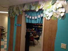 Teacher Smartie: A Whole New Room. Camping classroom theme makeover.
