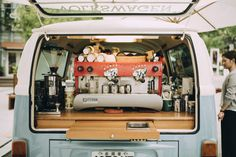 #VW #T2 Wow... Fantastic use of space...