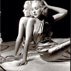 Betty Grable by George Hurrell