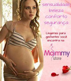 Post para Mommy Store (loja para gestantes da Bebê Store)