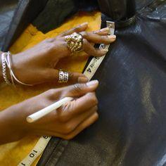 A Denim Designer Shows How to Make Perfect Cutoff Jeans