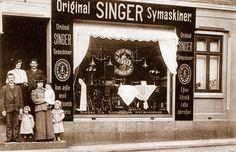 butikker fra 1900 - Google-søgning