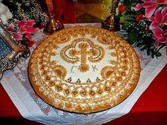The Kitchen Food Network, Byzantine Icons, Russian Orthodox, Orthodox Christianity, Orthodox Icons, Greek Recipes, Christian Faith, Holiday Recipes, Diy And Crafts