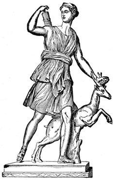 Greek Gods and Goddesses - Artemis