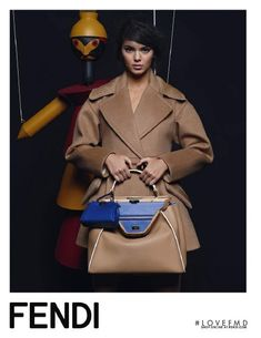 Photo feat. Kendall Jenner - Fendi - Autumn/Winter 2015 Ready-to-Wear - Fashion Advertisement | Brands | The FMD #lovefmd