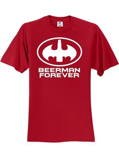 96270110319 Beerman Forever 3930 Slogan Humorous Tee Shirt  Amazon.ca  Clothing  amp   Accessories