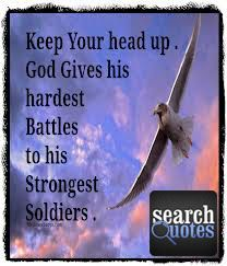 A salute to Soldiers.  For more visit www.searchquotes.com
