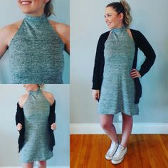 High necklines can be incredibly elegant to wear, and this weeks Tutorial Tuesday features a stunning Jewel Neck Dress Tutorial from Excessively Sew. Learn more today at blog.girlcharlee.com