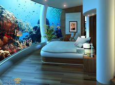Derrière cette porte se trouve la chambre d'hôtel la plus incroyable de la planète ! | Deux Secondes | Page 2