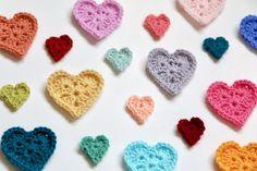 Baby Grannie Hearts & Itty Bitty Hearts