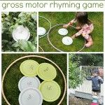 Find & Rhyme – Gross Motor Rhyming Game