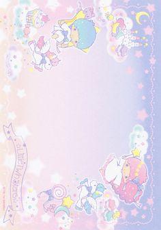 https://flic.kr/p/HNaG87 | Sanrio Little Twin Stars Memo (2015)