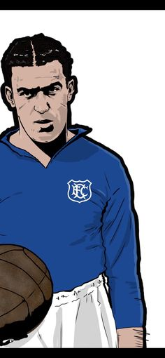 Everton Fc, Dean, Photoshop, Football, Club, History, Soccer, Futbol, Historia
