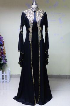 Online Buy Wholesale satin abaya from China satin abaya ...