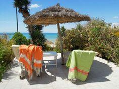 Fouta Napoleone vous offre une vente de #fouta multi usage (drap sauna, serviette de hammam, serviette de plage) avec une garantie d'un produit de qualité